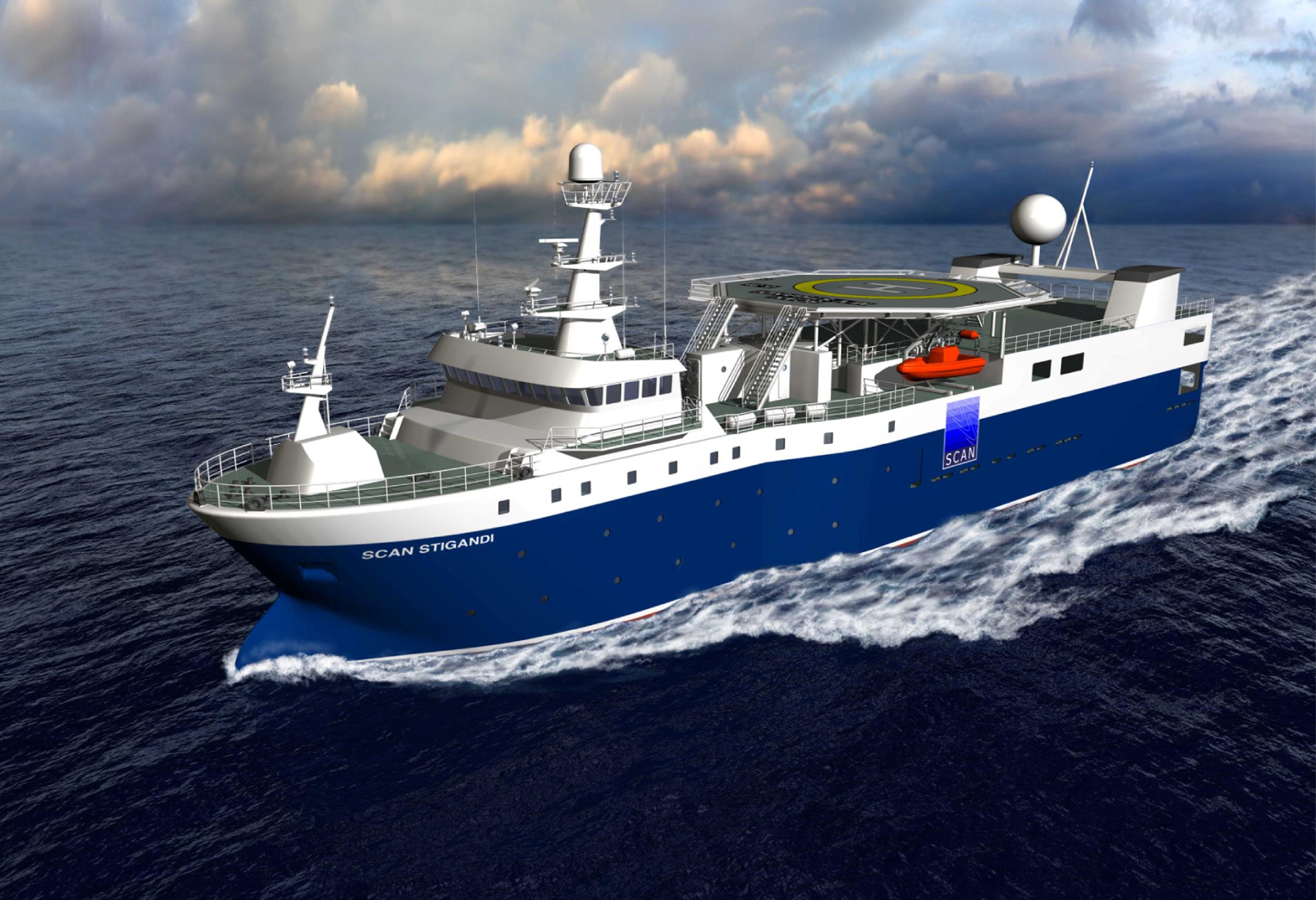 CSD leverer sikre kabel- og rørgjennomføringer på skip.