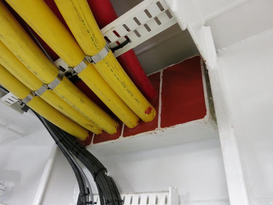 CSD kabelgjennomføring.